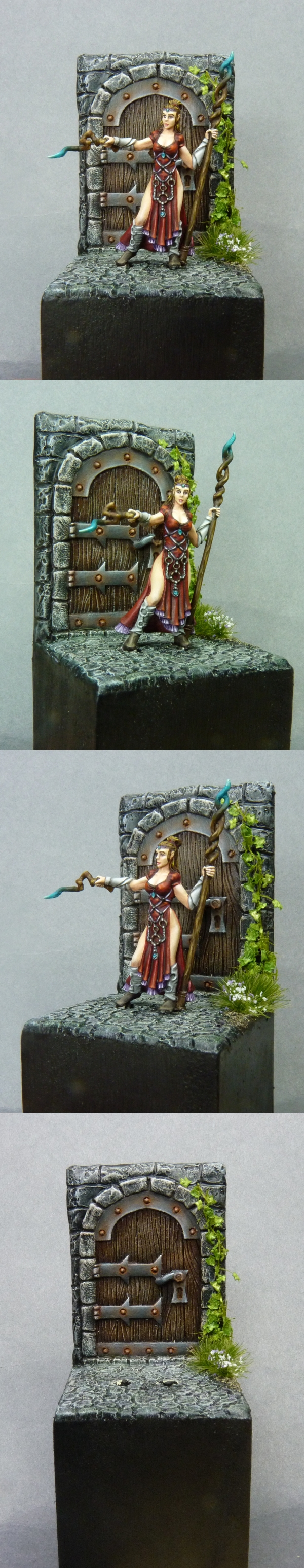 Eilwyn, Enchantress