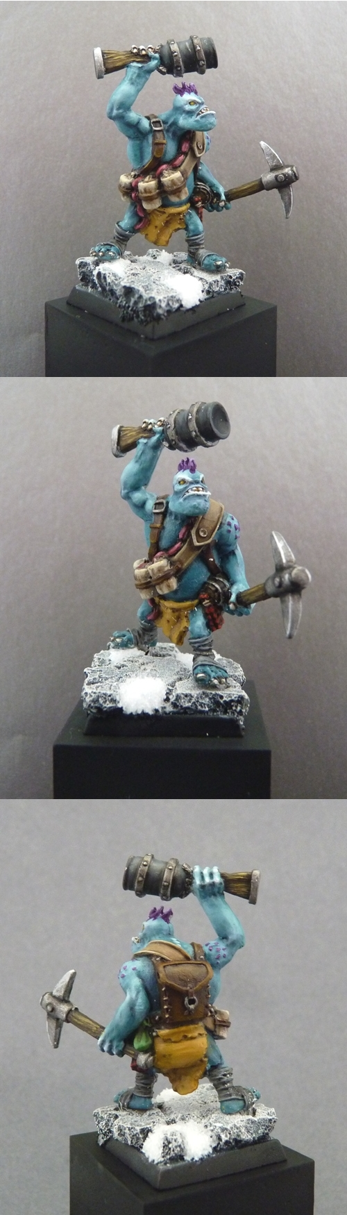 Trollblood Pyg Burrower